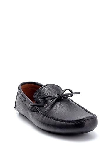 Derimod Erkek Loafer(K02) Casual Siyah